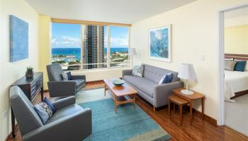 Imperial Plaza condo # 1014, Honolulu, Hawaii - photo 1 of 25