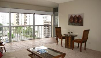 Wilder House condo # 502, Honolulu, Hawaii - photo 2 of 6