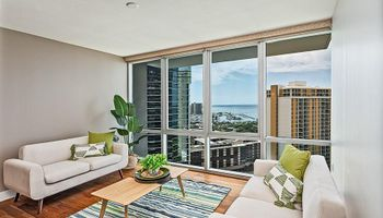 Waihonua condo # 2802, Honolulu, Hawaii - photo 1 of 25