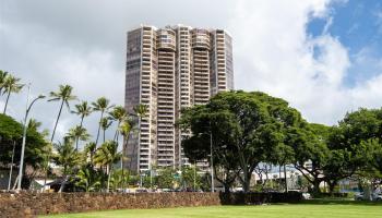 Admiral Thomas Apts condo # 3301, Honolulu, Hawaii - photo 1 of 23