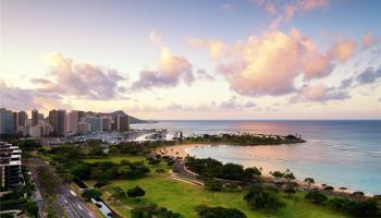 Hokua At 1288 Ala Moana condo # 23E, Honolulu, Hawaii - photo 1 of 5