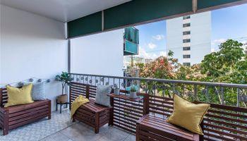 Piikoi Terrace condo # 402, Honolulu, Hawaii - photo 1 of 14