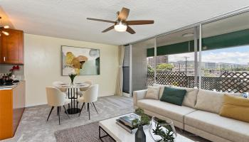Piikoi Terrace condo # 405, Honolulu, Hawaii - photo 3 of 20