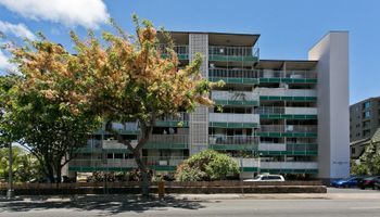 Piikoi Terrace condo # 405, Honolulu, Hawaii - photo 1 of 1