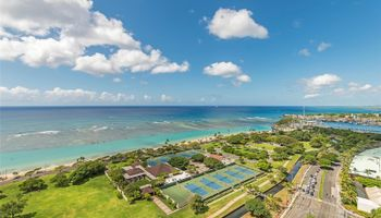 Nauru Tower condo # 2804, Honolulu, Hawaii - photo 1 of 15