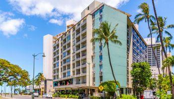 Waikiki Grand Hotel condo # 402, Honolulu, Hawaii - photo 1 of 20