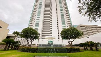 Uraku Tower Hawaii condo # 7D, Honolulu, Hawaii - photo 1 of 10