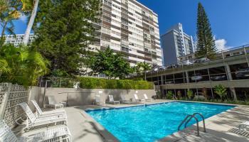 Victoria Mansions condo # A1404, Honolulu, Hawaii - photo 1 of 8