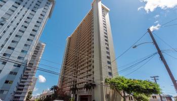 Kapiolani Towers condo # A, Honolulu, Hawaii - photo 1 of 6