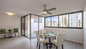 Piikoi Villa condo # 202, Honolulu, Hawaii - photo 1 of 6