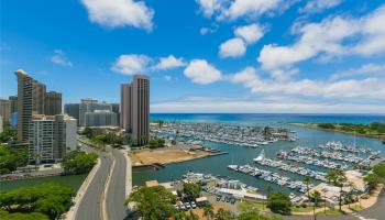 Yacht Harbor Towers condo # 2803, Honolulu, Hawaii - photo 1 of 11
