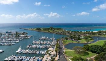 Yacht Harbor Towers condo # 510, Honolulu, Hawaii - photo 1 of 11