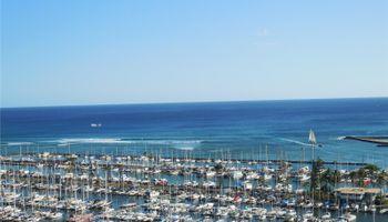 Yacht harbor towers condo # 2604, Honolulu, Hawaii - photo 1 of 23