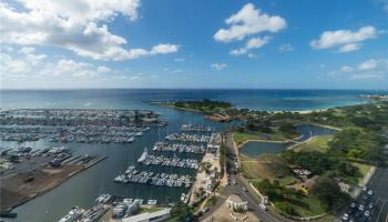 Yacht Harbor Towers condo # 3507, Honolulu, Hawaii - photo 1 of 25