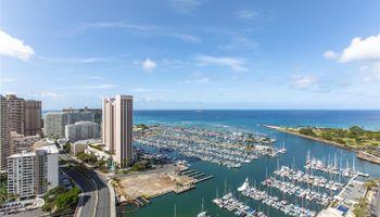 Yacht Harbor Towers condo # 3504, Honolulu, Hawaii - photo 1 of 21
