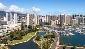 Yacht Harbor Towers condo # 3700, Honolulu, Hawaii - photo 1 of 25