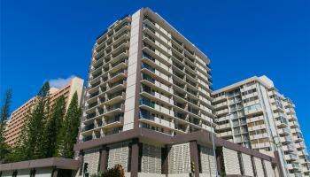 Kapiolani Towers condo # 604, Honolulu, Hawaii - photo 1 of 10