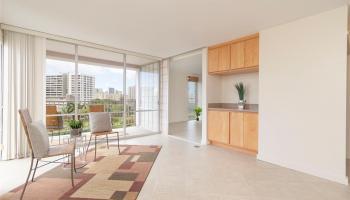 Makiki Towers condo # 608, Honolulu, Hawaii - photo 1 of 25