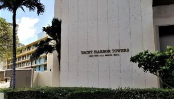 Yacht Harbor Towers condo # 1409, Honolulu, Hawaii - photo 1 of 16