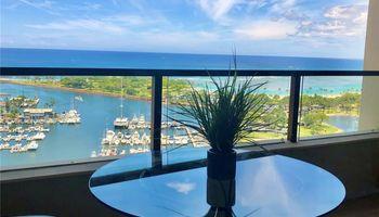 Yacht Harbor Towers condo # 2803, Honolulu, Hawaii - photo 1 of 24