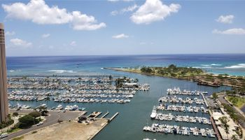 Yacht Harbor Towers condo # 3003, Honolulu, Hawaii - photo 1 of 4