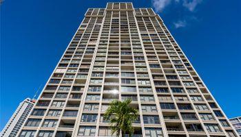 Yacht Harbor Towers condo # 603, Honolulu, Hawaii - photo 1 of 17