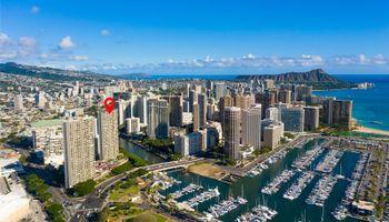 Yacht Harbor Towers condo # 603, Honolulu, Hawaii - photo 2 of 24