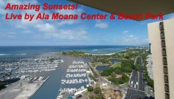Yacht Harbor Towers condo # 3601, Honolulu, Hawaii - photo 1 of 18