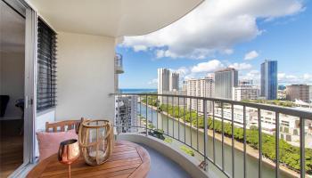1717 Ala Wai condo # 1210, Honolulu, Hawaii - photo 1 of 24