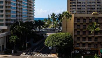 Tradewinds Hotel Inc condo # B707, Honolulu, Hawaii - photo 1 of 14