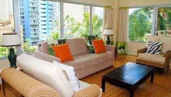 Ilikai Apt Bldg condo # 425, Honolulu, Hawaii - photo 1 of 15