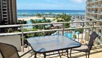 Ilikai Apt Bldg condo # 816, Honolulu, Hawaii - photo 1 of 5