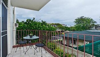 University Court Apts condo # 201, Honolulu, Hawaii - photo 1 of 10