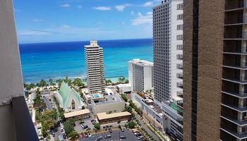Waikiki Banyan condo # 3104, Honolulu, Hawaii - photo 1 of 7