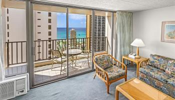 Royal Kuhio condo # 1212, Honolulu, Hawaii - photo 1 of 21