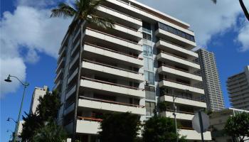 Ala Wai Mansion condo # 604, Honolulu, Hawaii - photo 1 of 23