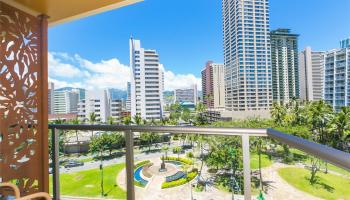 Luana Waikiki condo # 417, Honolulu, Hawaii - photo 1 of 18