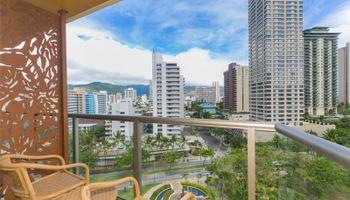 Luana Waikiki condo # 817, Honolulu, Hawaii - photo 1 of 25