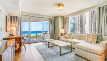 The Ritz-Carlton Residences condo # 2801, Honolulu, Hawaii - photo 1 of 15