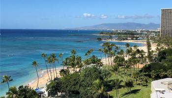 Waikiki Shore condo # 506, Honolulu, Hawaii - photo 1 of 16