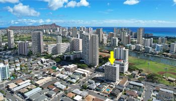 Kapiolani House condo # 704, Honolulu, Hawaii - photo 2 of 23