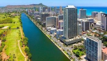 Seaside Towers condo #603, Honolulu, Hawaii - photo 0 of 18