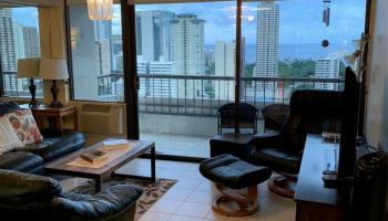 Marco Polo Apts condo # 2509, Honolulu, Hawaii - photo 1 of 23