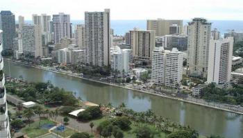 Marco Polo Apts condo # 3516, Honolulu, Hawaii - photo 5 of 9