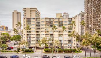 Ala Wai Palms condo # 601, Honolulu, Hawaii - photo 1 of 24