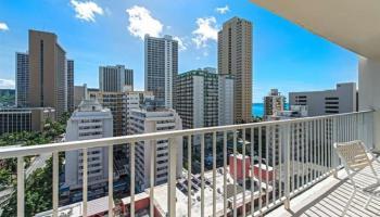 Pacific Monarch condo # 1307, Honolulu, Hawaii - photo 2 of 19