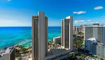 Pacific Monarch condo # 1307, Honolulu, Hawaii - photo 1 of 1