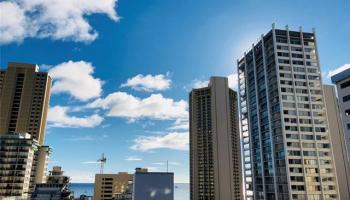 Waikiki Park Hgts condo # 1201, Honolulu, Hawaii - photo 1 of 5