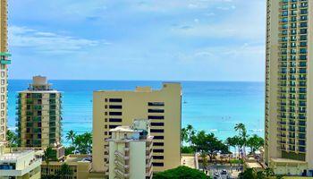 Waikiki Park Hgts condo # 1707, Honolulu, Hawaii - photo 1 of 22