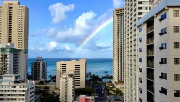 Waikiki Park Hgts condo # 1708, Honolulu, Hawaii - photo 1 of 22